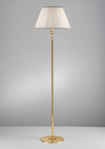 Picture of ANTEA LUCE GRAND HOTEL POLISHED BRASS FLOOR LAMP