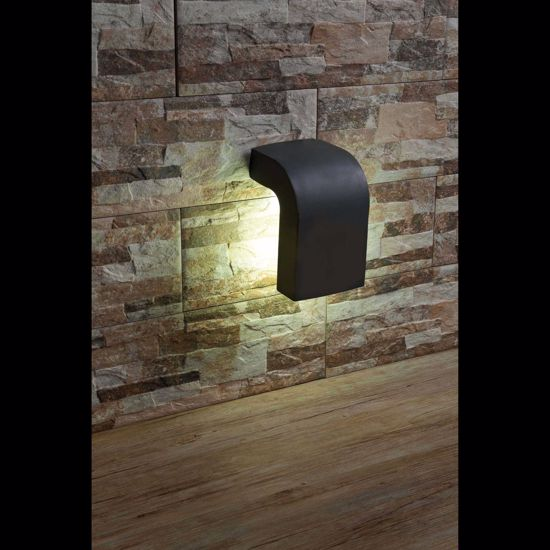 Picture of FARO KLAMP OUTDOOR WALL LAMP GREY