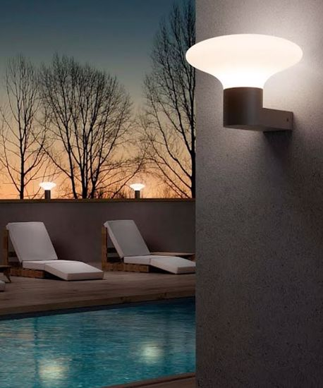 Picture of FARO OUTDOOR WALL LAMP BLUB'S