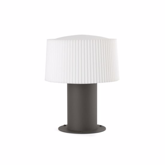 Picture of FARO MUFFIN OUTDOOR POST LAMP 25CM FOR GARDEN
