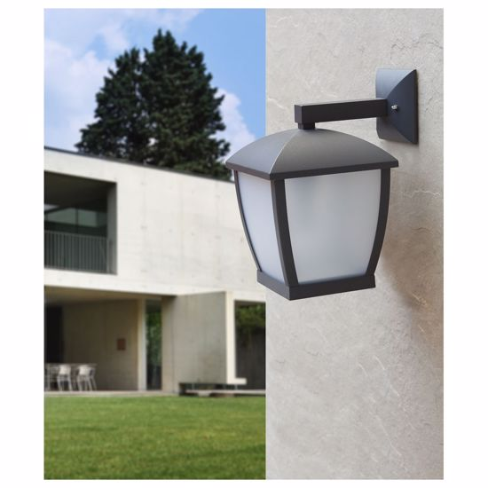 Picture of FARO WILMA OUTDOOR LANTERN WALL LAMP H32CM