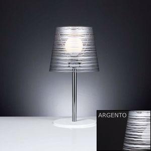 Picture of EMPORIUM TABLE LAMP PIXI SILVER