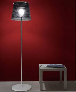 Picture of EMPORIUM FLOOR LAMP PIXI BLACK POLYCARBONATE