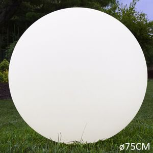 Picture of LINEA LIGHT OH! GARDEN OUTDOOR SPHERE Ø75 WHITE