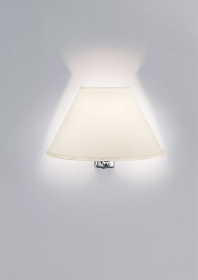 Picture of ANTEA LUCE HOLIDAY WALL LIGHT TEXTILE SHADE