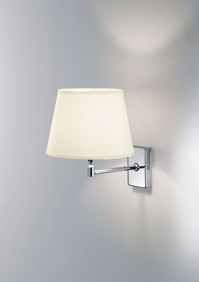 Picture of ANTEA LUCE HOLIDAY WALL LIGHT WITH SHADE