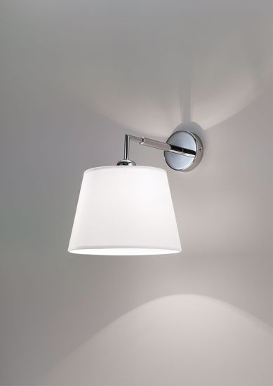 Picture of ANTEA LUCE SMART WALL LIGHT WITH SHADE DOWN
