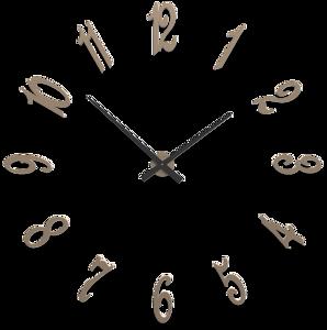 Picture of CALLEADESIGN BRUNELLESCHI CAFFELATTE WALL CLOCK CM130
