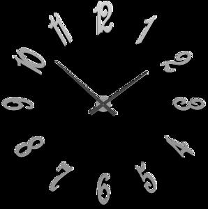Picture of CALLEADESIGN BRUNELLESCHI ALUMINIUM WALL CLOCK CM130