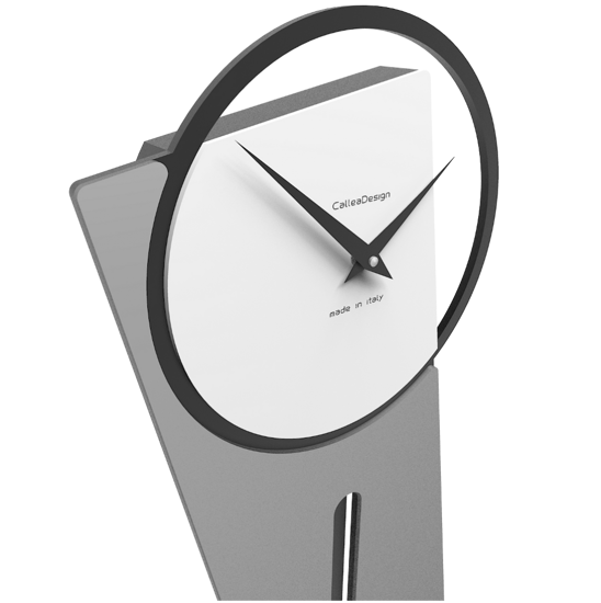 Picture of CALLEA DESIGN MODERN PENDULUM SHERLOCK ALUMINIUM