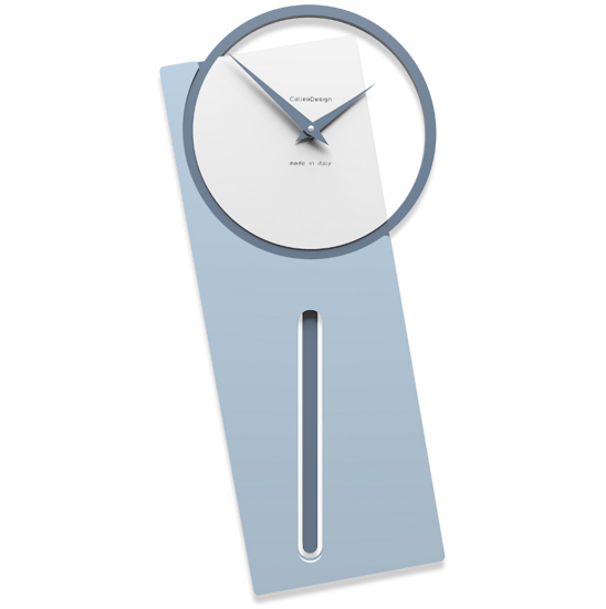 Picture of CALLEA DESIGN MODERN PENDULUM SHERLOCK POWDER BLUE
