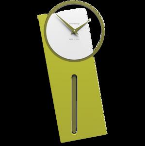 Picture of CALLEA DESIGN MODERN PENDULUM SHERLOCK CEDAR GREEN