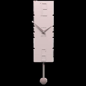 Picture of CALLEA DESIGN MODERN PENDULUM CLOCKS ROCK PINK SAND