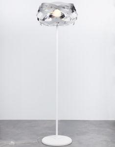 Picture of EMPORIUM FLOOR LAMP NUCLEA CHROMELITE