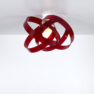 Picture of EMPORIUM CEILING LAMP NUVOLA RED