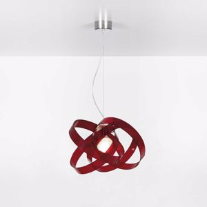 Picture of EMPORIUM SUSPENSION NUVOLA 56CM RED