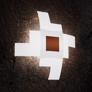 Picture of TOP LIGHT TETRIS COLOR WALL CEILING LAMP DEC CORTEN