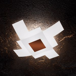 Picture of TOP LIGHT TETRIS COLOR MODERN CEILING LAMP CM75 CORTEN