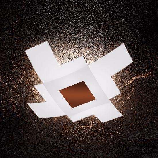 Picture of TOP LIGHT TETRIS COLOR MODERN CEILING LAMP CM75 CORTEN