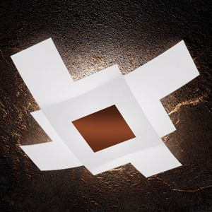 Picture of TOP LIGHT TETRIS COLOR MODERN CEILING LAMP CM95 CORTEN