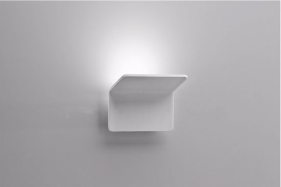 Picture of ISYLUCE WALL LAMP LED 12W IN WHITE METAL18CM