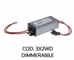 Picture of SIKREA LED DRIVER DIMMABLE 3X2WD