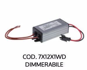 Picture of SIKREA LED DRIVER DIMMABLE 7/12X1WD