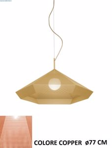 Picture of GIBAS PRIAMO SUSPENSION Ø77CM COPPER