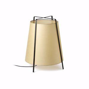 Picture of FARO AKANE ETHNIC FLOOR LAMP IN PAPYRUS