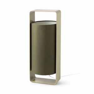 Picture of FARO LULA TABLE LAMP GREEN MODERN DESIGN
