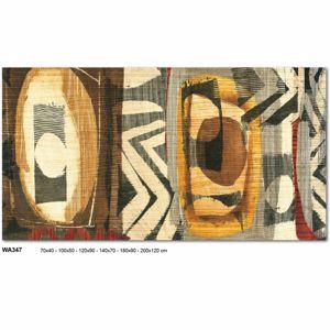 Picture of MANIE MODERN WALL ARTWORK CANVAS PRINT 100X50