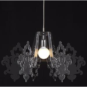 Picture of EMPORIUM AMARILLI SUSPENSION LAMP METACRYLATE TRANSPARENT
