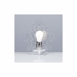 Picture of EMPORIUM AMARILLI BEDSIDE LAMP TRANSPARENT