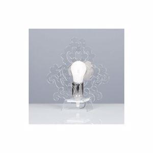 Picture of EMPORIUM AMARILLI BEDSIDE LAMP TRANSPARENT