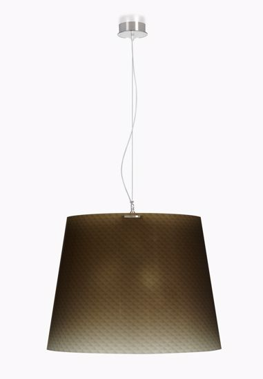 Picture of EMPORIUM BOEMIA SUSPENSION LAMP GREEN Ø66cm