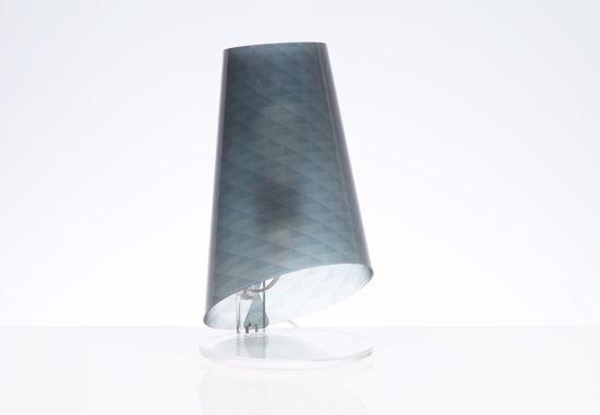 Picture of EMPORIUM BOEMIA BEDSIDE LAMP GREY