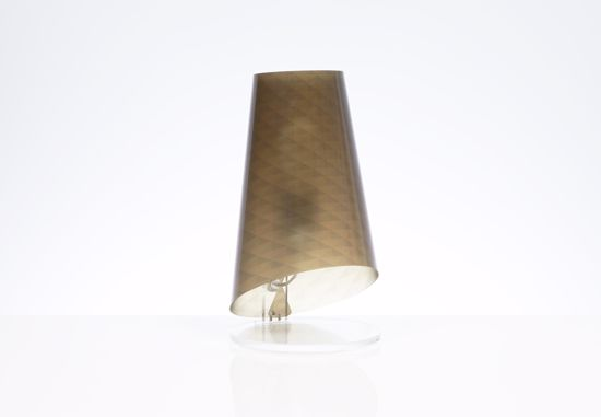 Picture of EMPORIUM BOEMIA BEDSIDE LAMP GREEN