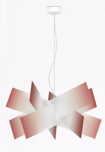 Picture of EMPORIUM KARTIKA SUSPENSION LAMP BIG RED
