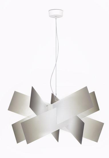 Picture of EMPORIUM KARTIKA SUSPENSION LAMP BIG GREY