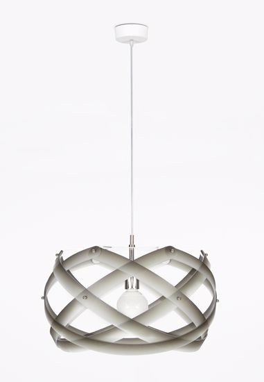 Picture of EMPORIUM NUCLEA SUSPENSION LAMP MEDIUM GREY 53 CM