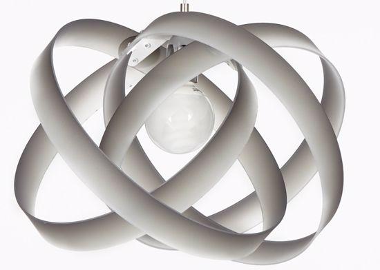 Picture of EMPORIUM NUVOLA CEILING LAMP GREY