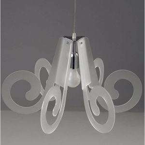 Picture of EMPORIUM RICCIOLO SUSPENSION BIG OPALINE WHITE