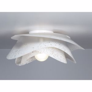 Picture of EMPORIUM ROSA CEILING LAMP WHITE Ø55 CM POLYCARBONATE