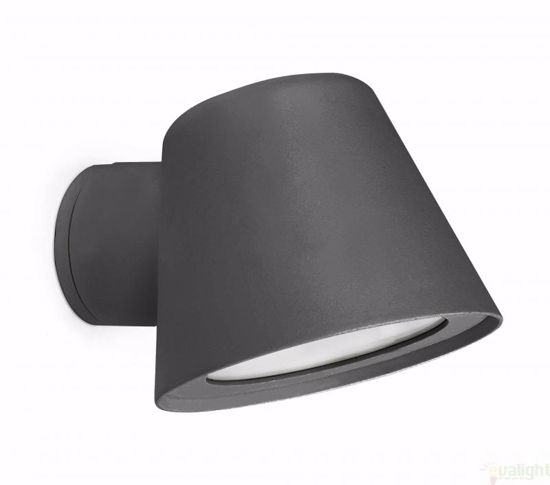 Picture of FARO GINA WALL LAMP OUTDOOR DARK GREY