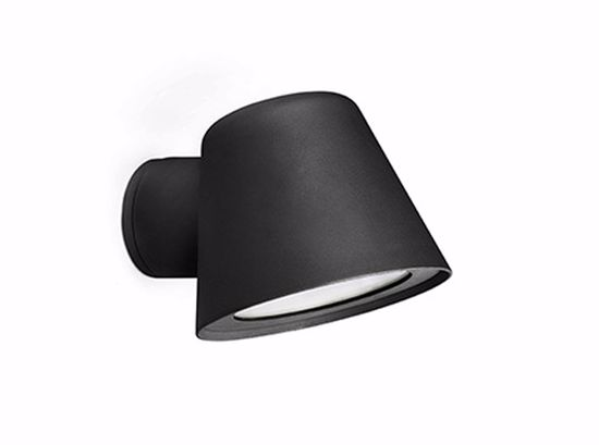 Picture of FARO GINA WALL LAMP OUTDOOR BLACK