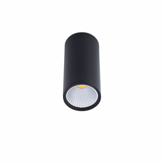 Picture of FARO REL CEILING SPOT LED 15W BLACK MODERN DESIGN CYLINDRIC