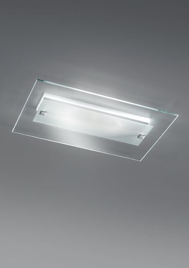 Picture of ANTEA LUCE FLAT LED 26W 48CM CEILING LAMP EXTRA-CLEAR