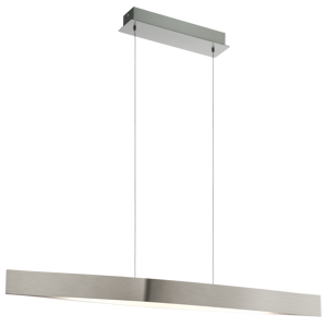 Picture of EGLO FORNES 93908 PENDANT NICKEL SATIN LED MODERN FOR TABLE