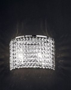 Picture of WALL LIGHT SAIL OF CRYSTAL 30% OF LEAD ANTEA LUCE KEY