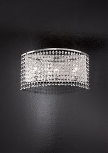 Picture of WALL LIGHT SAIL OF CRYSTALS ANTEA LUCE KEY
